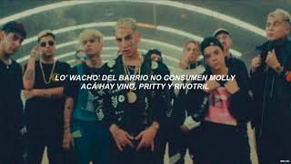 Neo Pistea - Tumbando el Club Remix (LETRA)