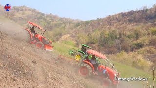 Tractors and farm machines at work - Driver Superhero in the world