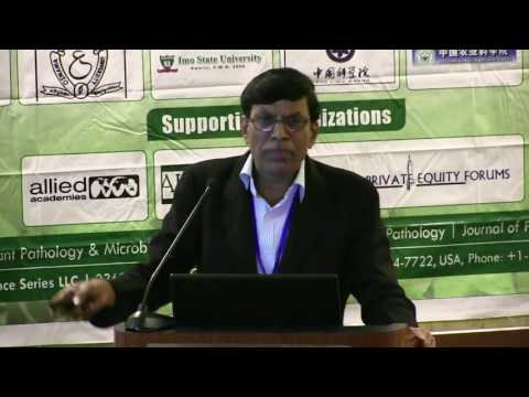 B N Reddy  | India | Plant Physiology   2016 | Conference Series LLC