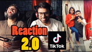 Reacting to TikToks 2.0 | Ducky Bhai | Rahim Pardesi | Pardesi squad
