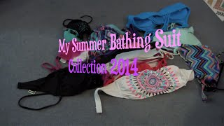 My Summer Bathing Suit Collection 2014! Thumbnail