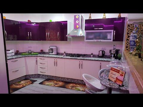 جولة في مطبخي بلمستي الخاصة