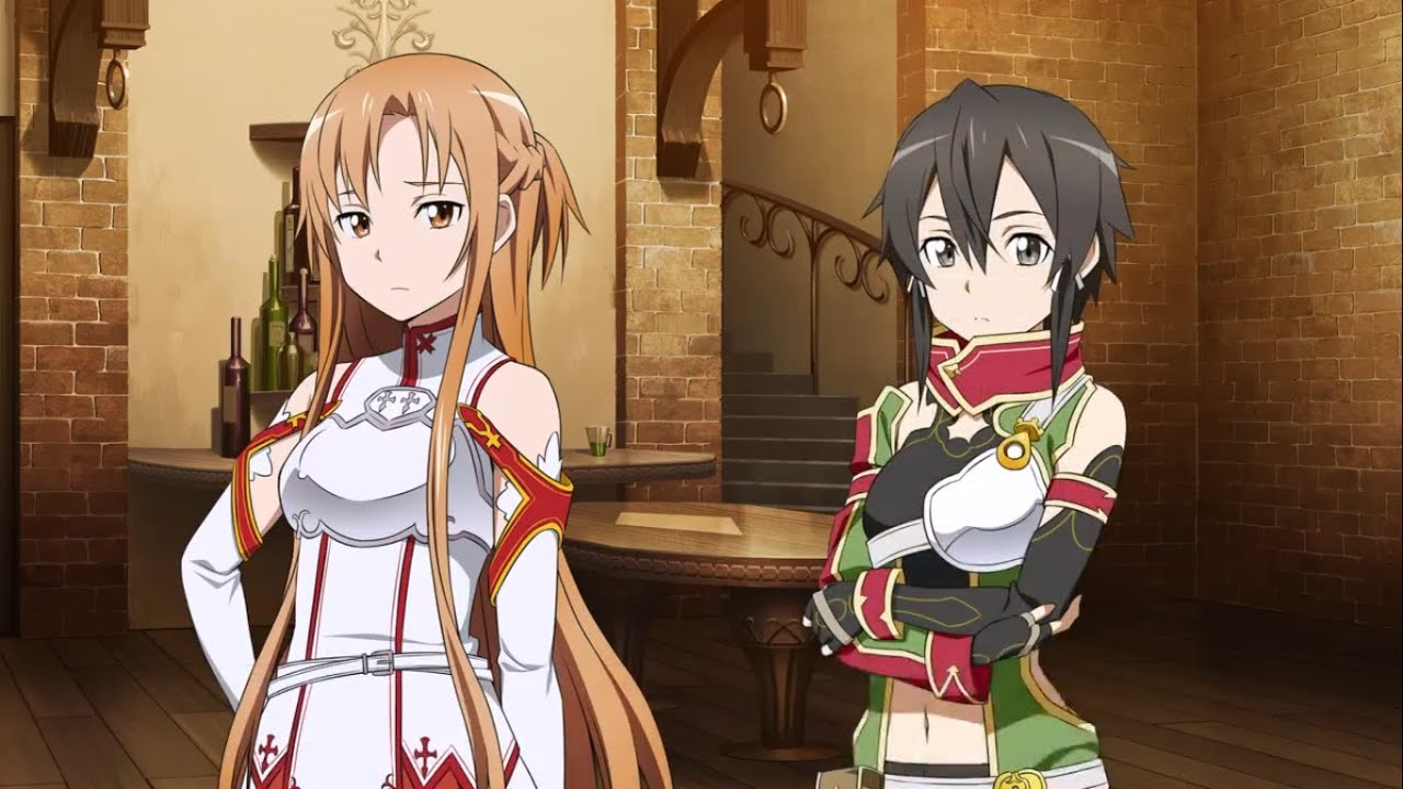Summary -> Sword Art Online Re Hollow Fragment Power Leveling Guide