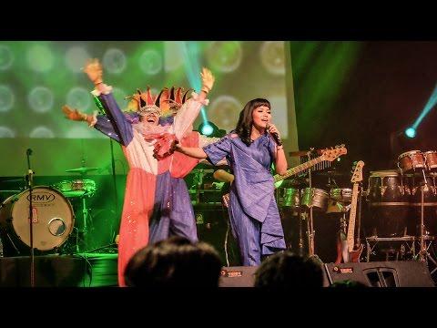 YURA YUNITA - Superlunar (Live) - Bandung Music Festival 2015