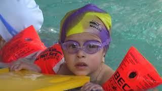 Детское плавание от 3 лет -ЗОЛОТЫЕ РЫБКИ
