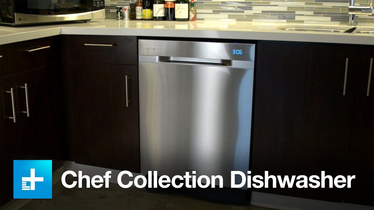 Samsung Chef Collection Dishwasher Review