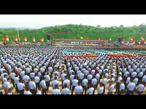 Amazing Independence Day 2017video of Alvas moodbidri