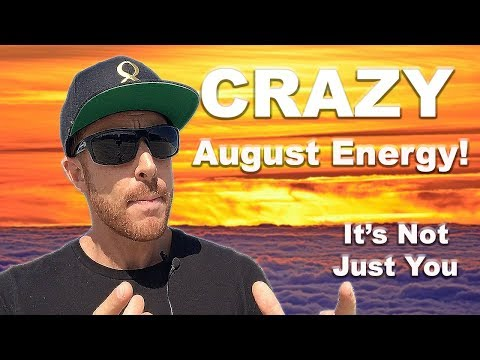 5 Things You Should Know About The (August Ascension Energy)