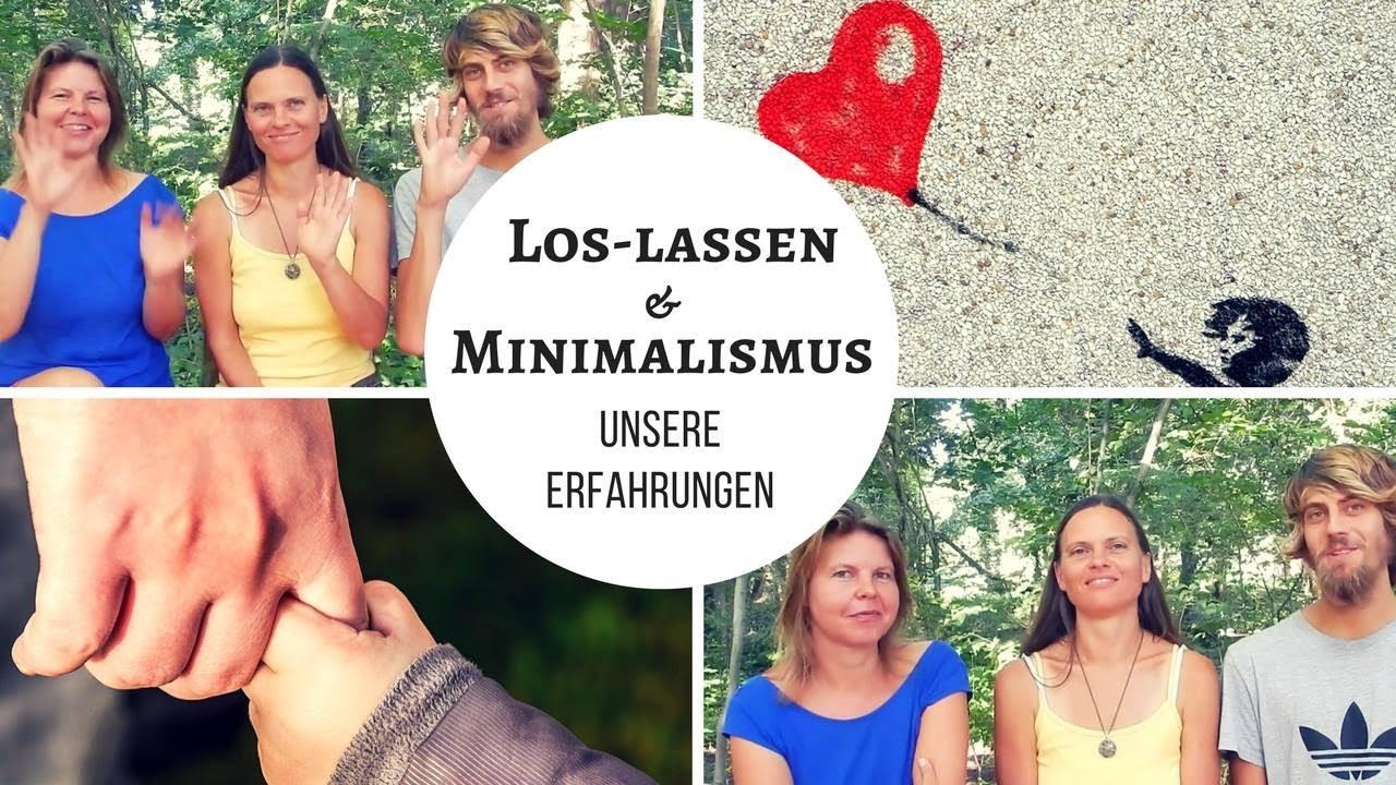 Loslassen und Minimalismus feat. Kati Magyar und Rawletics