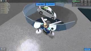 Roblox Car crusher v2.0 ep 1