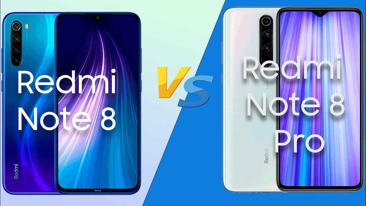Redmi Note 8 Vs Note 8 Pro - Is The Pro Worth It?