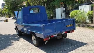 Dijual Toyota Kijang Kotak Full Original Cat thn 1985 Super Antik Low km