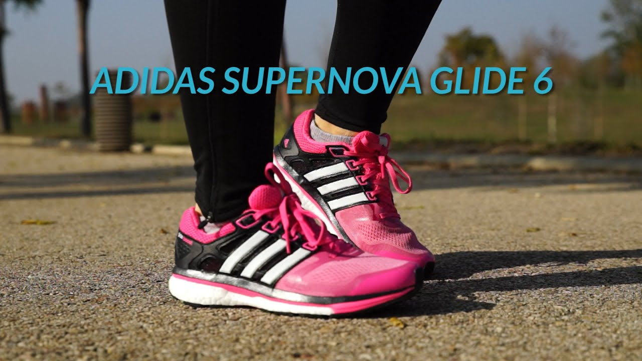 Adidas Boost Supernova Glide 6 Review
