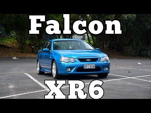 2006 Ford Falcon XR6 BF: Regular Car Reviews