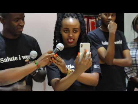 iPhone X Launch in Kenya by Salute iWorld