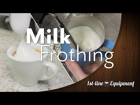 Milk Frothing - Steaming like a Pro
