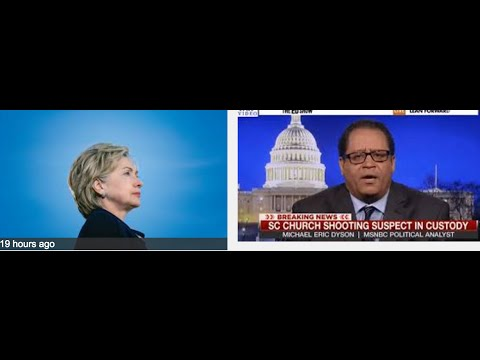 Is Michael Eric Dyson Hillary Clinton's political operative?