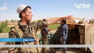 قوات سورية الديموقراطية تتقدم في منطقة شرق الفرات