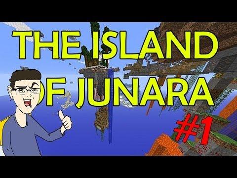 THE ISLAND OF JUNARA: L'INIZIO DELLA FINE!!! #1