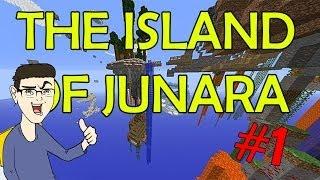 THE ISLAND OF JUNARA: L
