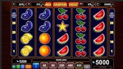 Play Free 40 Super Hot Slot Online | No Download, No Signup