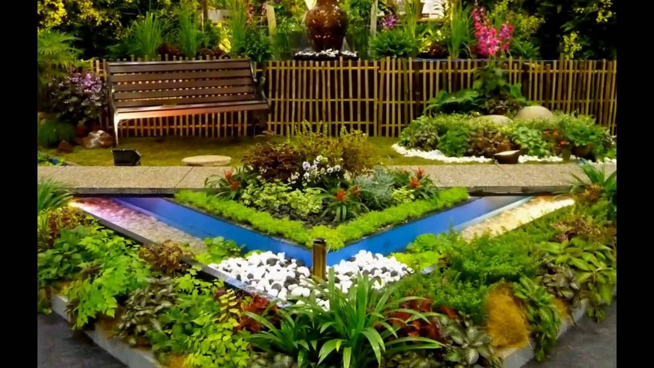 Superbe Small Vegetable Garden Design | Small Vegetable Garden Design Ideas    YouTube