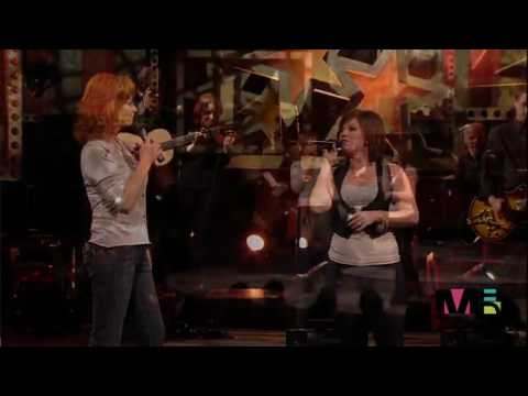 Reba McEntire & Kelly Clarkson -  Does He Love You