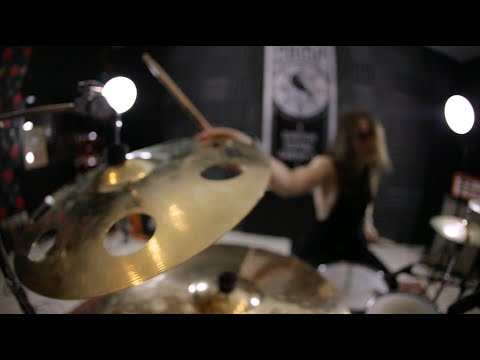 Bring Me The Horizon – True Friends (drum cover by Benny Nagual)