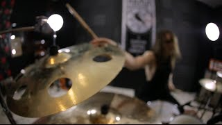 vuclip Bring Me The Horizon – True Friends (drum cover by Benny Nagual)