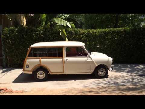 1963 Austin Mini Countryman for sale
