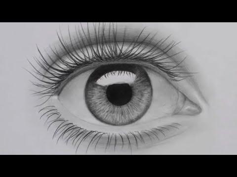 Comment dessiner un oeil youtube - Comment dessiner goldorak ...