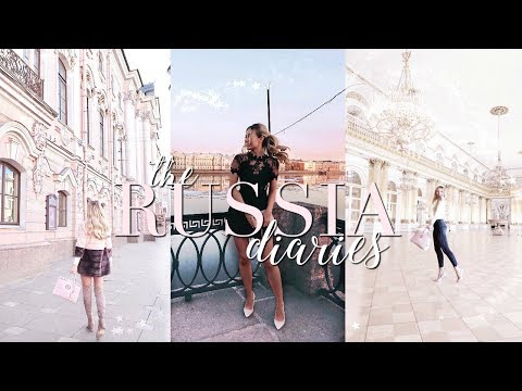 MY WEEK IN RUSSIA ~ TRAVEL DIARIES ~ Freddy My Love