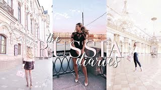 MY WEEK IN RUSSIA ~ TRAVEL DIARIES ~ Freddy My Love