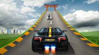 IMPOSSIBLE CAR STUNT RACING TRACKS 3D #Car Games To Play #Racing Car Games #Video Games For Kids