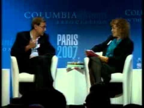 CAA Paris: A Conversation on the Arts, Dean Carol Becker & Orhan Pamuk, Nobel laureate and Professor