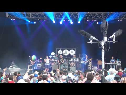 Dark Star Orchestra - full show 5-24-19 DSO Jubilee Thornville, OH  HD tripod