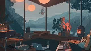 cozy fi lo rain autumn wallpapers aesthetic chill anime desktop pc feels hit living right lacroix desktopbilder jeff genevieve wallpaperboat