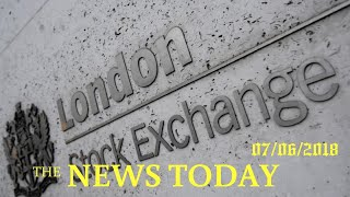 Stocks, Euro Survive First Battle Of U.S.-China Trade War | News Today | 07/06/2018 | Donald Trump