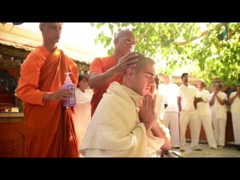 """A Rare Occassion: """"You Became a Monk - I like That"""" -HD"""