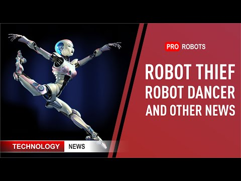 The newest robots in the world, Google AI, artificial neurons and other technology news