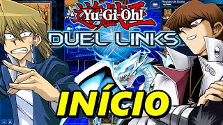 Yu-Gi-Oh! Duel Links - Primeiro Duelo: KAIBA x JOEY