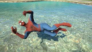 Ultimate Spider Man Mod Gta 5