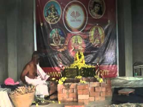 Lakshmi Kubera Homam   Diwali Puja   Vedicfolks.com
