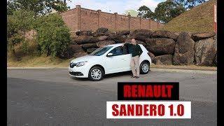 видео Renault Sandero