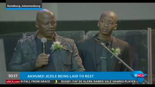 Folagi Jezile speaks on how Akhumzi died