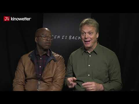 Interview Courtney B. Vance & Peter Hedges BEN IS BACK