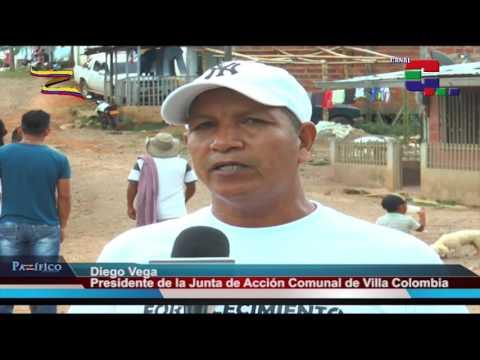 Carreteras hacia los corregimientos de Villa Colombia y La Liberia, en pésimo estado