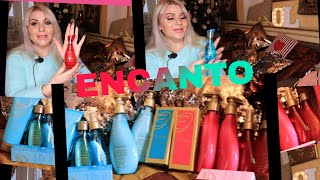 AVON запуск нового бренда ENCANTO