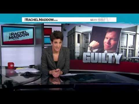 Bob McDonnell Found Guilty on 11 Corruption Counts - Rachel Maddow Show