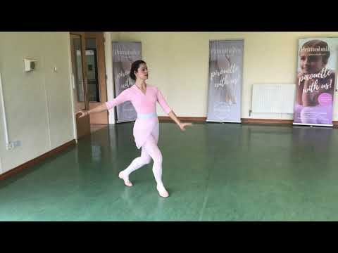 RAD Grade 3 Dance C